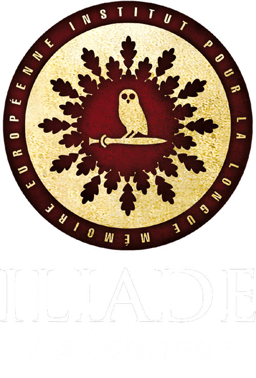 Institut ILIADE : la boutique