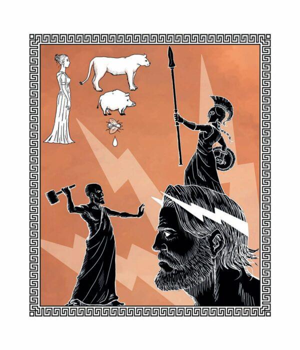 Athéna. La déesse aux mille facettes