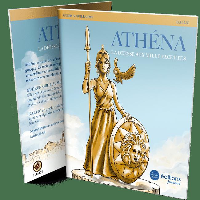 Athéna. La déesse au mille facettes