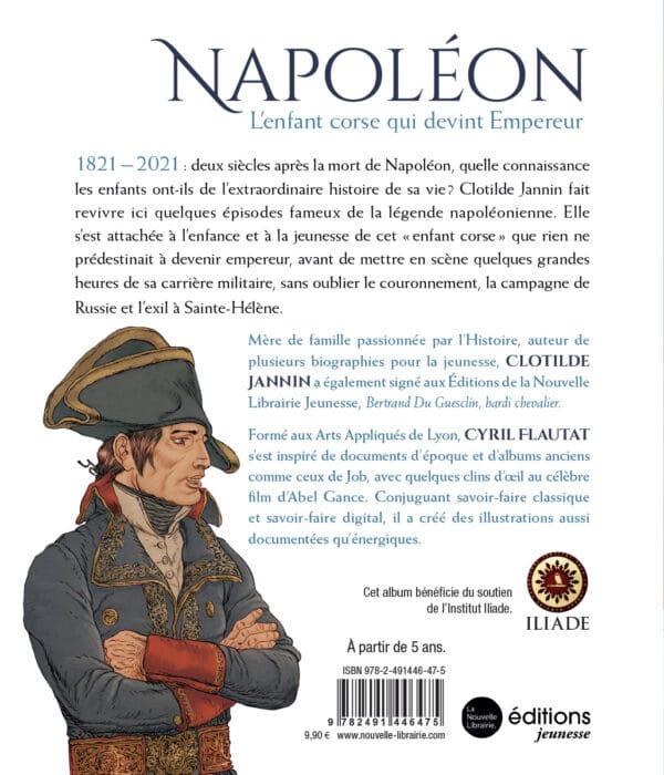 Napoléon. L'enfant corse qui devient empereur