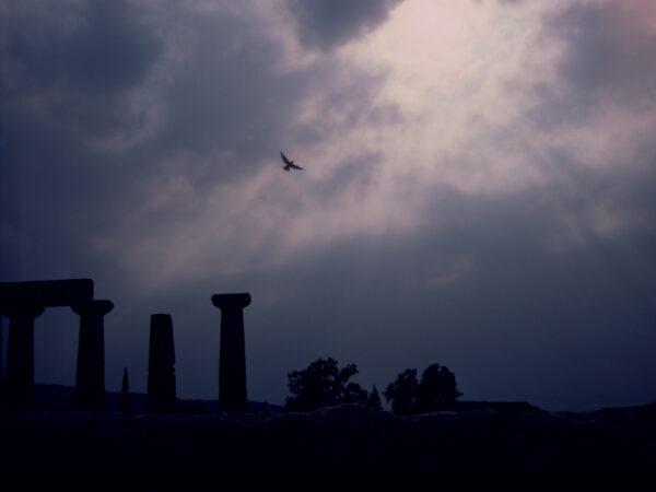 Agora de Corinthe